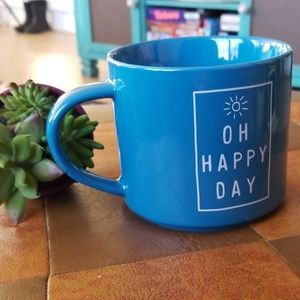 Oh Happy Day Threshold Coffee 16oz Mug